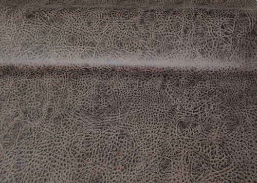 Watusi Möbel Bezug Polster Stoff Lederoptik Fleecerücken Kunstleder Meterware