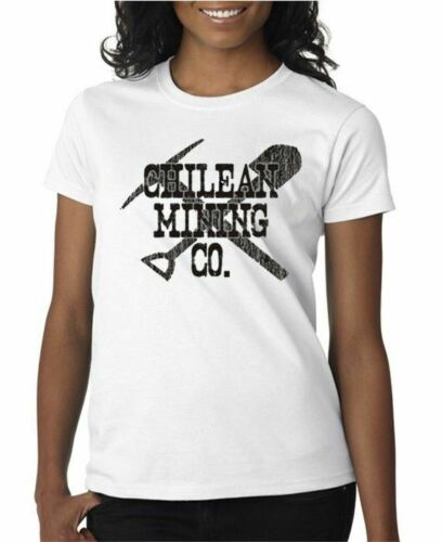 Chilean Mining Company T-shirt Funny Costume 4 Colors