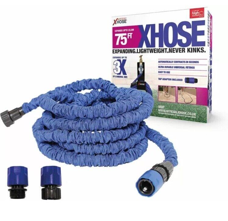 XHose Expanding Hose Pipe 75ft
