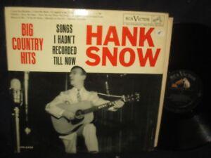 Hank-Snow-034-Songs-I-Hadn-039-t-Recorded-Till-Now-034-L-P