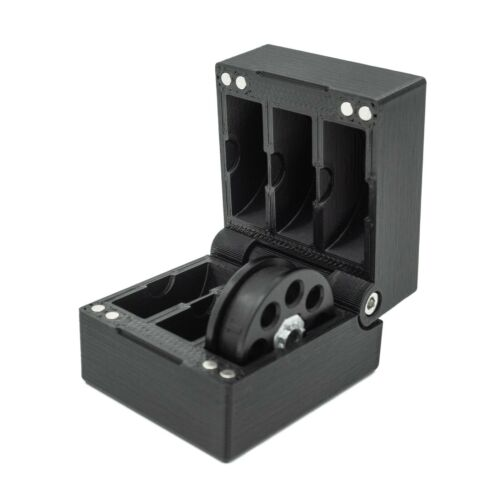 Umarex Walther Rotex RM8 Magazine Magnet Box Case Holder Cover Air Rifle Pistol