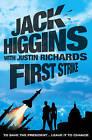 First Strike by Jack Higgins (Paperback, 2009)