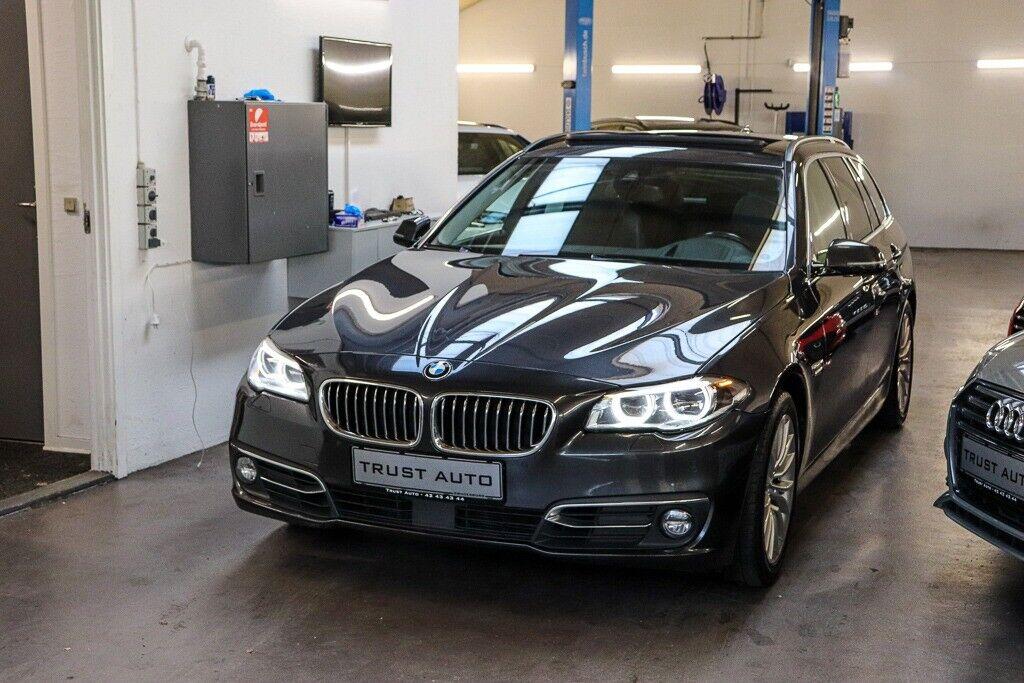 BMW 520d 2,0 Touring Luxury Line aut. 5d