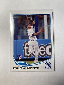 2013-Topps-Update-Zoilo-Almonte-Rookie-Card-RC-New-York-Yankees-US80
