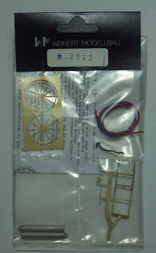 kit 2543 per traccia o//N Weinert dispositivi di saldatura auto