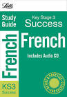 French (Inc. Audio CD): Study Guide by Letts Educational (Paperback, 2007)