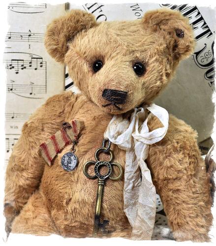Artist Jointed Bear Pattern Sewing Craft PATTERN MILTON VINTAGE BEAR