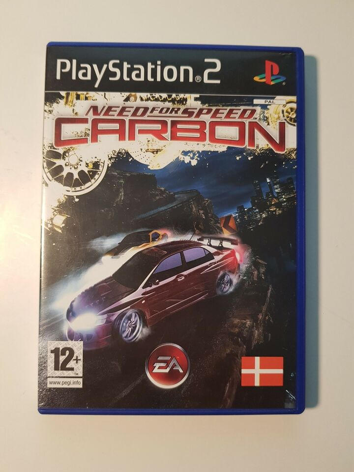 Need for speed, Carbon, PS2