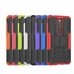 Pour-Nokia-6-1-5-1-Plus-X6-X5-Etui-Antichocs-Robuste-Rigide-Armure-Bequille-Etui