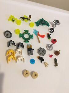 NEW WHITE Mechanical Bent Arm 4 Pieces Per Order Droid Skeleton LEGO 30377