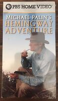 Michael Palin's Hemingway Adventure 2 Vhs Set (pbs, 2000, Vhs B8273) 5125