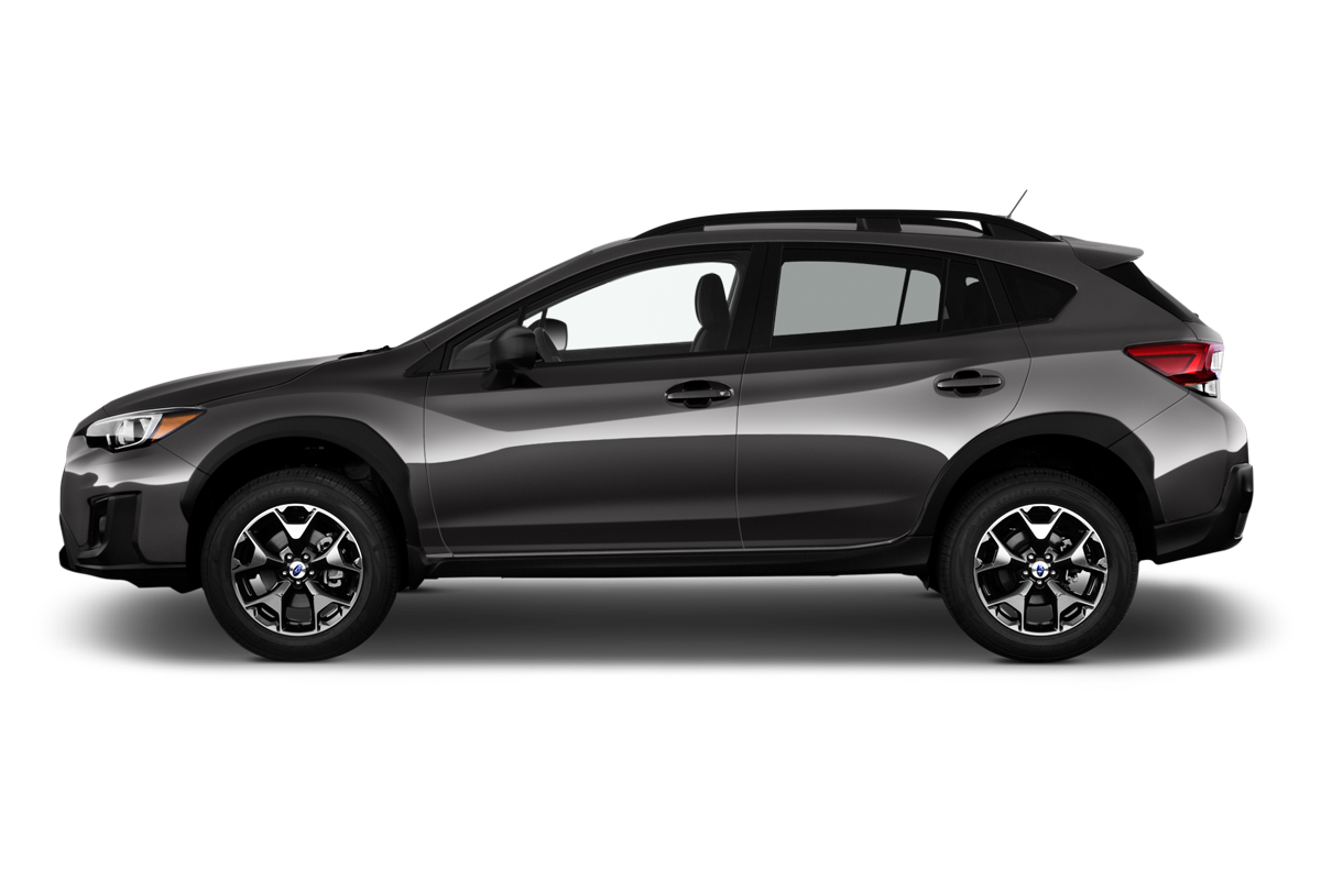 Subaru XV Crosstrek side view