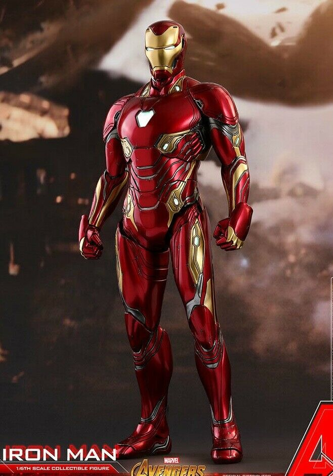 heta leksaker Avengers  Infinity War 1  6 skala Iron Man Figur Mark L 50 MMS473D23