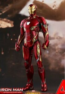 Details about Hot Toys Avengers: Infinity War 1/6 Iron Man Mark L 50  MMS473D23 READY TO SHIP