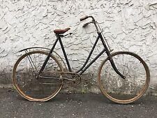 Antique TOC Westfield Ladies Bicycle Original Wood Rim Skip Tooth Bike 1890sHubs