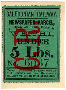 I-B-Caledonian-Railway-Newspaper-Parcel-5lbs