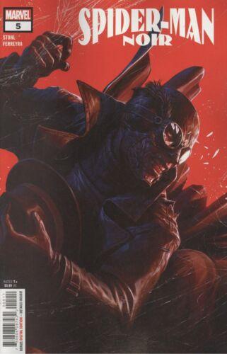 SPIDER-MAN NOIR #5 VF//NM 2020 MARVEL COMICS HOHC