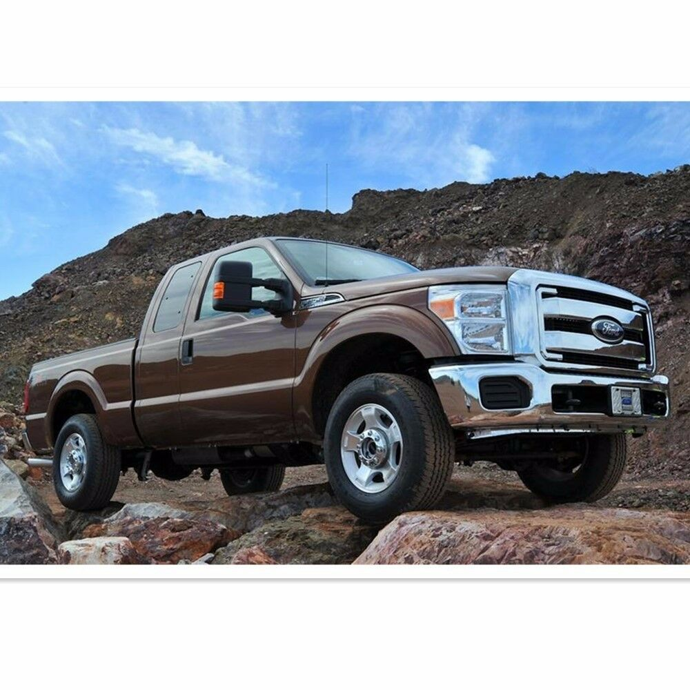 99-07 Ford F250-F550 Super Duty Towing Upgrade Mirrors