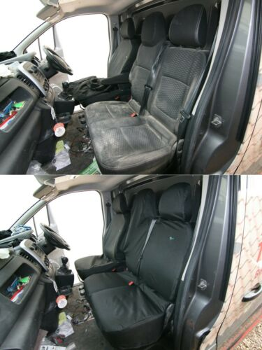 Front 3 Seat Set Town /& Country MERCEDES VITO 2003 to 2014 Seat Covers