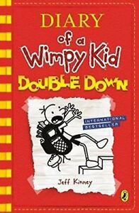 Diary of a wimpy kid 3 books classic collection double downdo it image is loading diary of a wimpy kid 3 books classic solutioingenieria Gallery