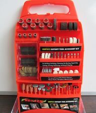 CT0702 New 400PC Rotary Tool Drill Accessory Bit Set Cleaning Grinding Cutting