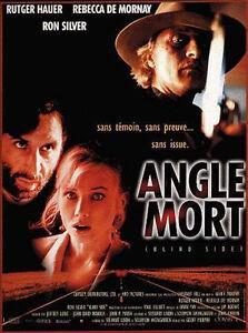Affiche-40x60cm-ANGLE-MORT-1993-Rutger-Hauer-Jonathan-Banks-Hargitay-NEUVE