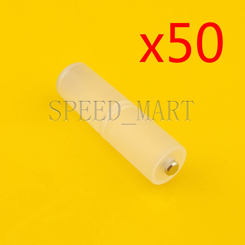50pcs Battery Converter Adaptor Case Holder AAA to AA Size Cell 2A Wholesale