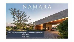 Lote en venta en Privada Compostela