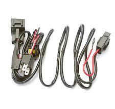 H4 Bi-Xenon Hi/Lo Battery Harness Relay For HID Xenon Light Conversion Kit