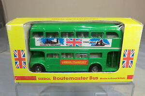 Budgie / Seerol Modèle No.xx Aec Routemaster Bus   Budgie / Seerol Model No.xx Aec Routemaster Bus