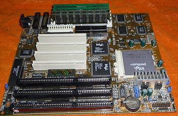 Cooler Fan for Socket 7 CPU Heatsink Fan 586 Cooler 4 Pin Molex Also Fits Sockets A//462 /& 370