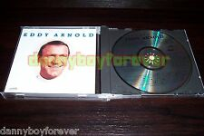 Eddy Arnold CD The Best Of Heartland Music RCA Special Products 22 Songs