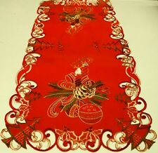 Fantastico Natale Xmas TABLECLOTH RUNNER 40 x 90 cm