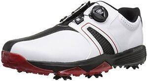 adidas Golf Mens 360 Traxion Boa Ftwwht/CB Shoe 1- Pick SZ/Color.