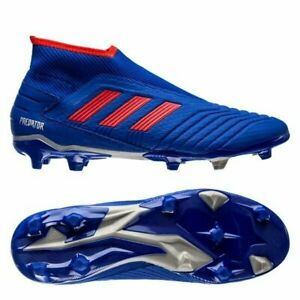 Details about NEW MENS ADIDAS PREDATOR 19.3 LACELESS FG SOCCER CLEATS F99731 MULTIPLE SIZES