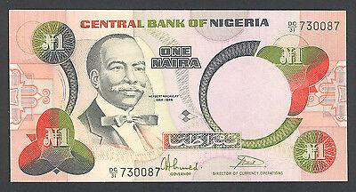 Naira 1984 Banknote Note P 23b P23b
