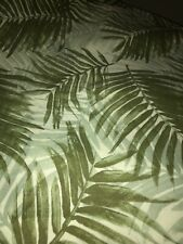 P.Kaufmann native leaves  Fabric Indoor//Outdoor By The Yard