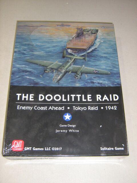 The Doolittle Raid: Enemy Coast Ahead: Tokyo Raid 1942 (New)