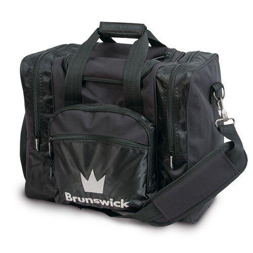 Brunswick Edge Single Ball and Shoes Tote Bag - six colour options