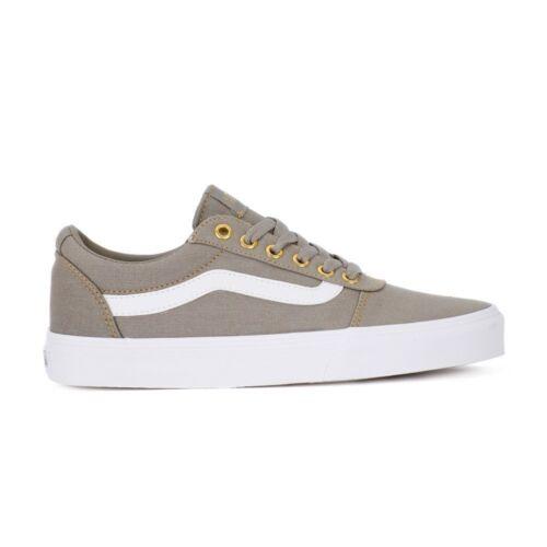 Vans Ward Old Skool Sneaker Trainer Alluminum Schuhe Damen Plimsol qMGzLVpUjS