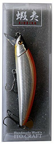 ITO craft (ITO craft) minnow Emishi 65S OS. Lure