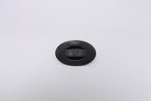 schwarz 2 x Paddel Halter für schlauchboote zum aufkleben Ruderhalter Boot
