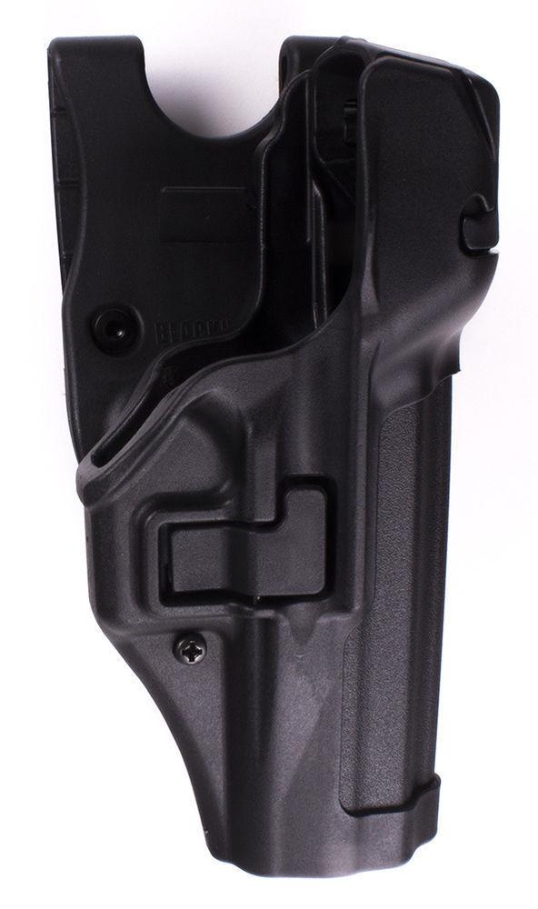 Funda deber negrohawk Serpa nivel 3 S&W M & P 9mm .40 Sigma ve 9mm .40 44H125BK-R