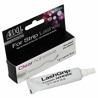 Ardell Eyelash Adhesive Glue For Individual Or Strip - Black Or Clear