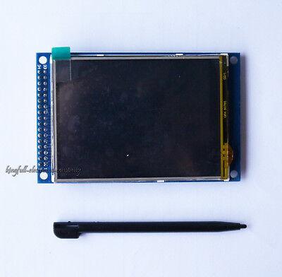 1Pcs 5V 3.2 inch TFT LCD Module Affichage Avec écran Tactile SD card 240x320