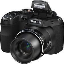 Fujifilm FinePix S2950 14 MP Digital Camera with Fujinon 18x Wide Angle Optical™