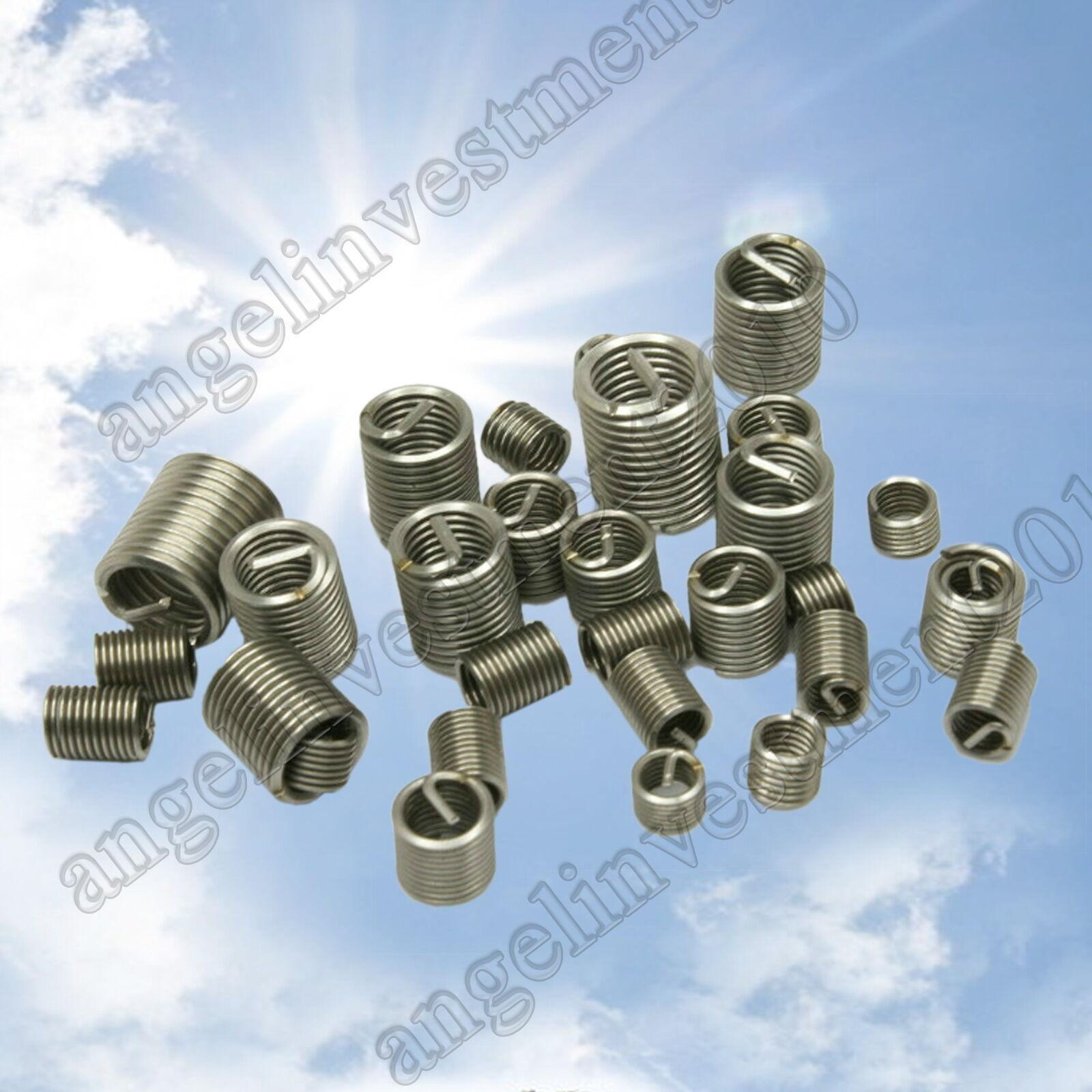 10pcs New M16*2 1.5D insert length helicoil Stainless Steel Screw Thread insert