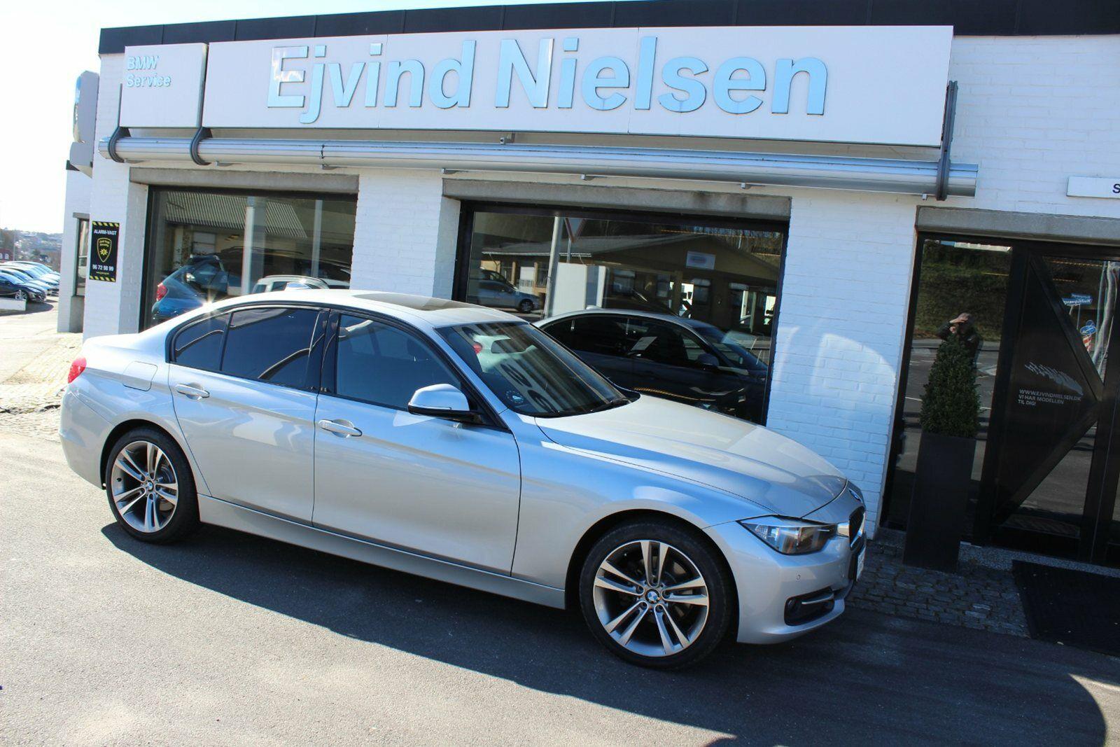 BMW 318d 2,0 aut. 4d - 279.900 kr.