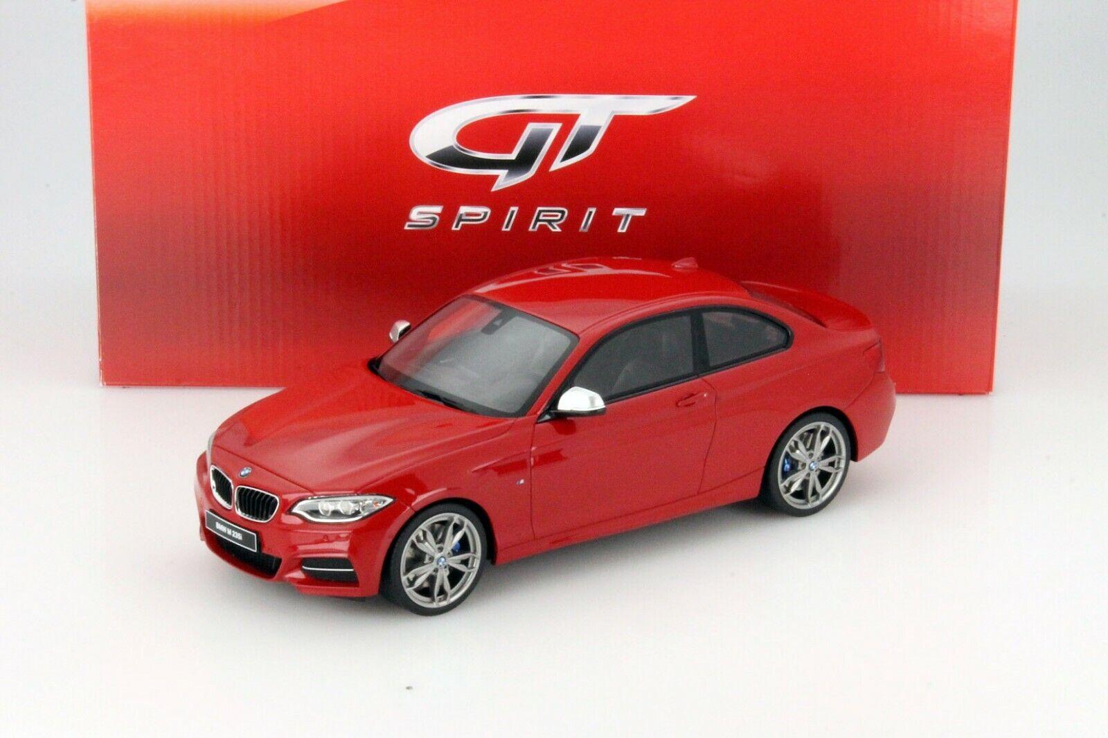 BMW M235i 2015 rosso L.E.1 1250 - 1 18 - GT Spirit