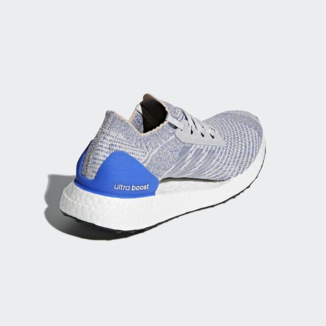 698901ab8ea New Adidas UltraBOOST X Women Sneakers BB6155 Gray Blue Running Shoes